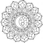 Coloring Pages   Free Printable Mandala Coloring Pages