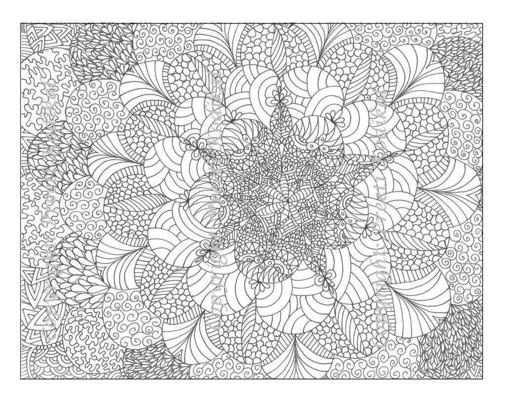 Coloring Pages : Intricate Coloring Pages Christmaslt Penguin - Free Printable Coloring Designs For Adults