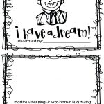 Coloring Pages : Martin Luther King Jr Coloring Pages Printable Free   Free Printable Martin Luther King Jr Worksheets For Kindergarten