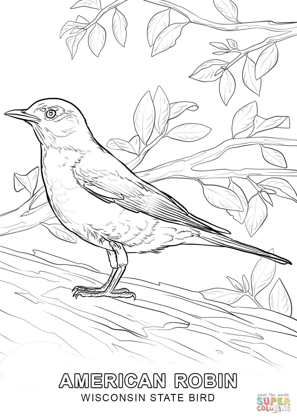 Coloring Pages : Reliable Printable Pictures Of Birds To Color - Free Printable Images Of Birds