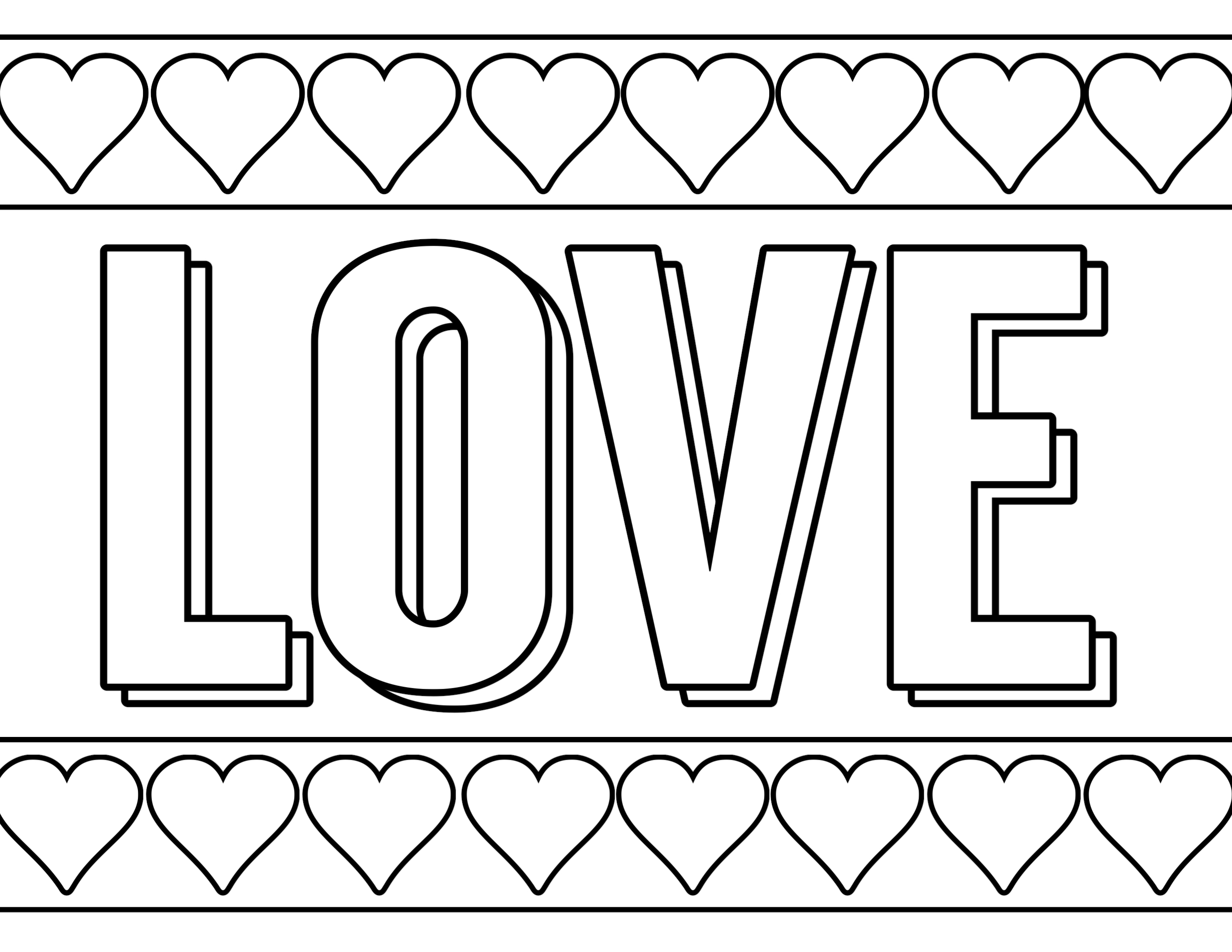 Coloring Pages : Valentines Coloring Page Printablee Pages Chavelle - Free Printable Valentine Coloring Pages