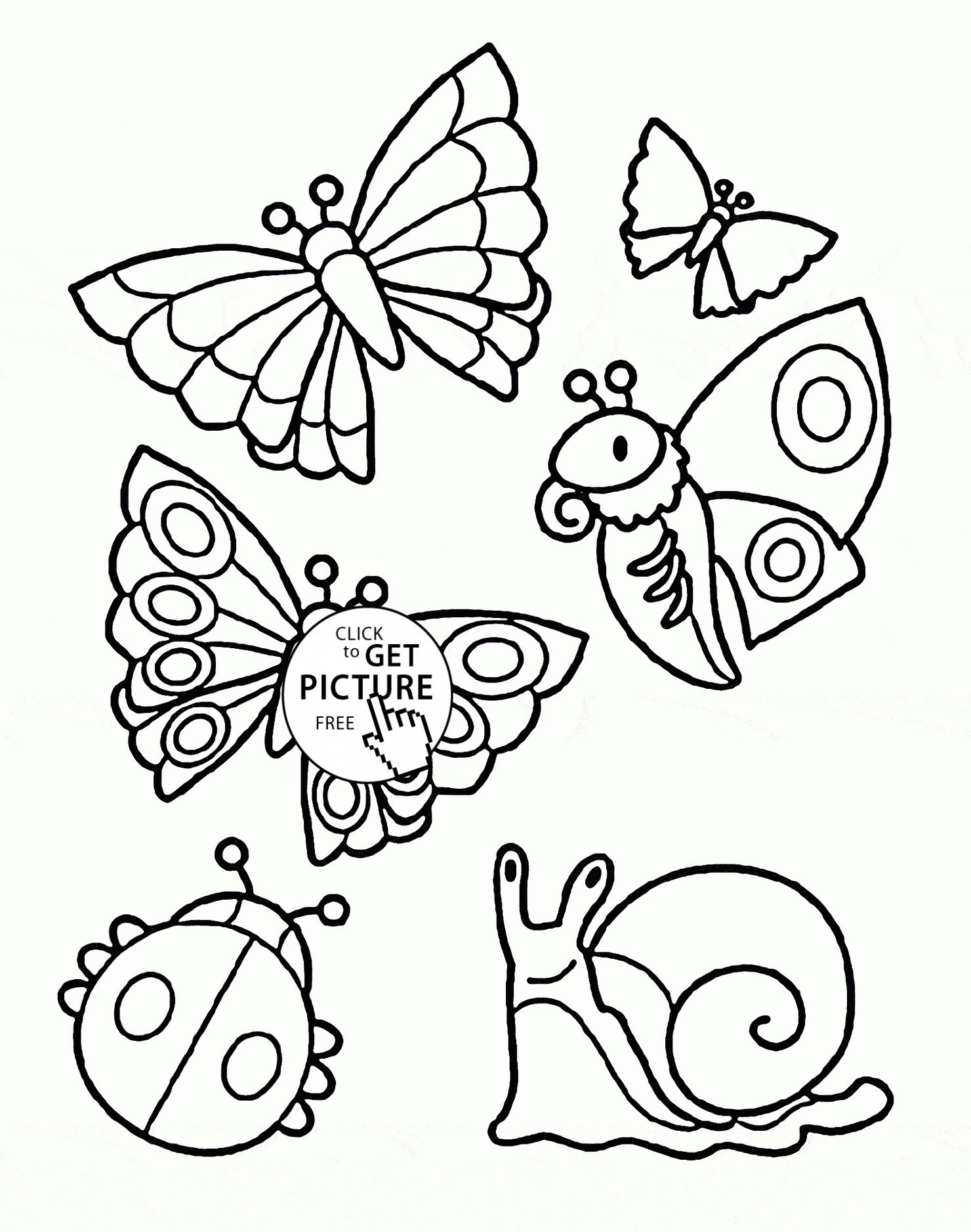 Coloring Pages : Valuable Free Printable Summer Coloring Pages - Free Printable Summer Coloring Pages