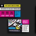 Cool Print Business Cards For Free Photos Card Ideas On Free   Free Printable Business Flyers