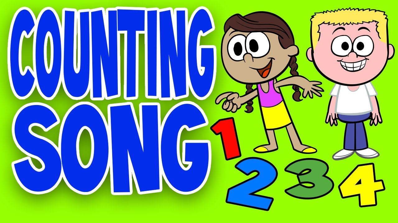 Counting Songs For Children - Counting Together - Kids Songsthe - Free Printable Nursery Rhymes Songs