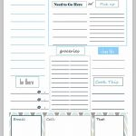 Customizable And Free Printable To Do List That You Can Edit   Free Printable List