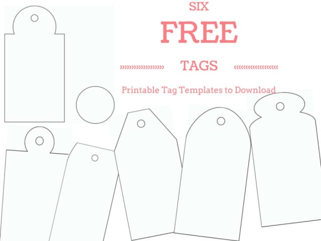 Customizable Gift Tags Printable Arts Custom - Free Printable Customizable Gift Tags