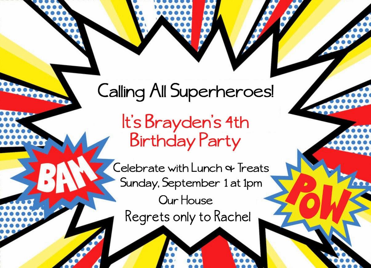 Dadbfbdcce Spectacular Ideas Free Printable Superhero Birthday - Free Printable Superman Invitations