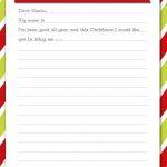 Delightful Order: Christmas Wish List   Free Printable | Delightful   Free Printable Christmas Wish List