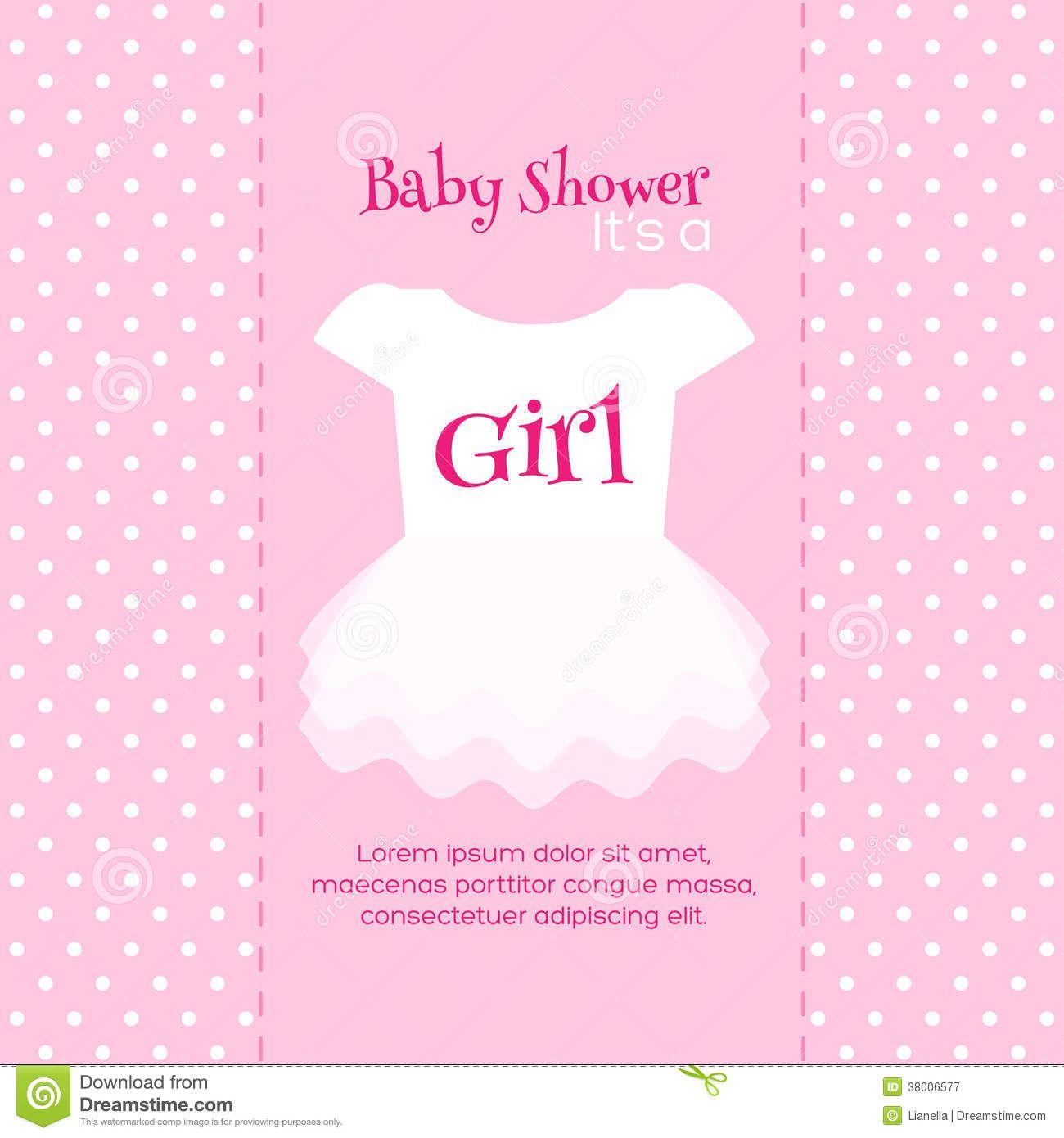 Design : Free Printable Baby Shower Invitations For Girls | Ckylares - Free Printable Baby Shower Invitation Maker