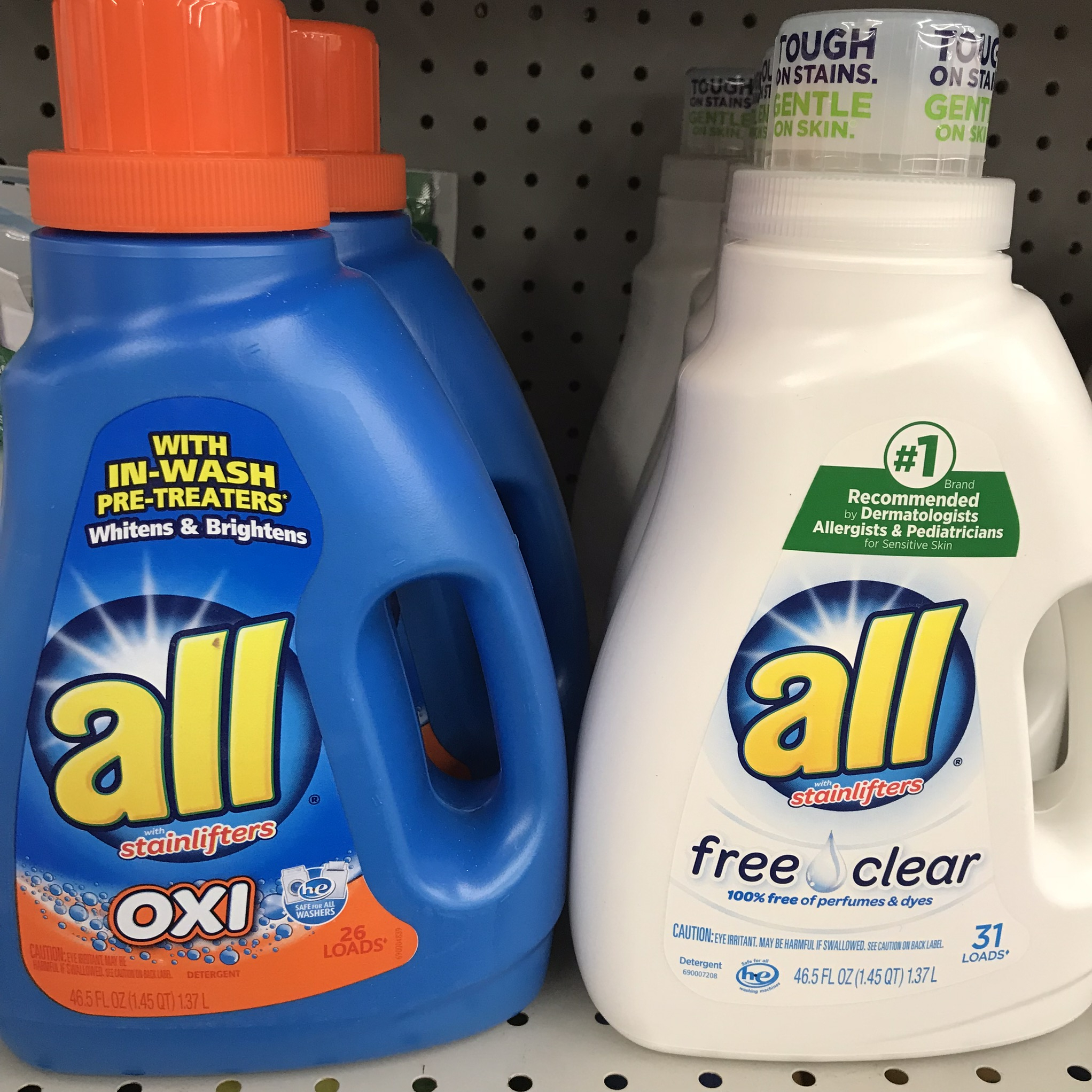 Detergent Coupons | Save On Persil & All Detergent :: Southern Savers - Free All Detergent Printable Coupons
