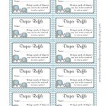 Diaper Raffle Tickets Free Printable   Yahoo Image Search Results   Diaper Raffle Template Free Printable