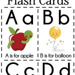 Diy Alphabet Flash Cards Free Printable | Alphabet Games   Free Printable Flash Card Maker Online