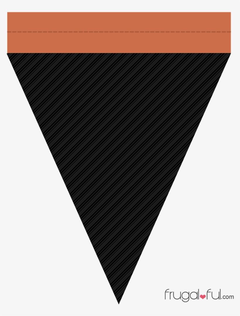 Diy Free Printable Halloween Triangle Banner Template - Free - Free Printable Halloween Banner Templates
