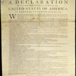 Documents That Changed The World: The Declaration Of Independence's   Free Printable Copy Of The Declaration Of Independence