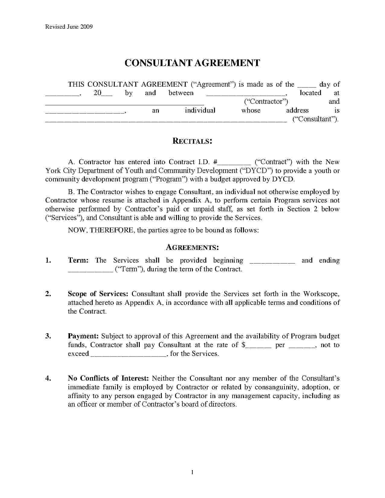 Download Handyman Contract Style 20 Template For Free At Templates - Free Printable Handyman Contracts