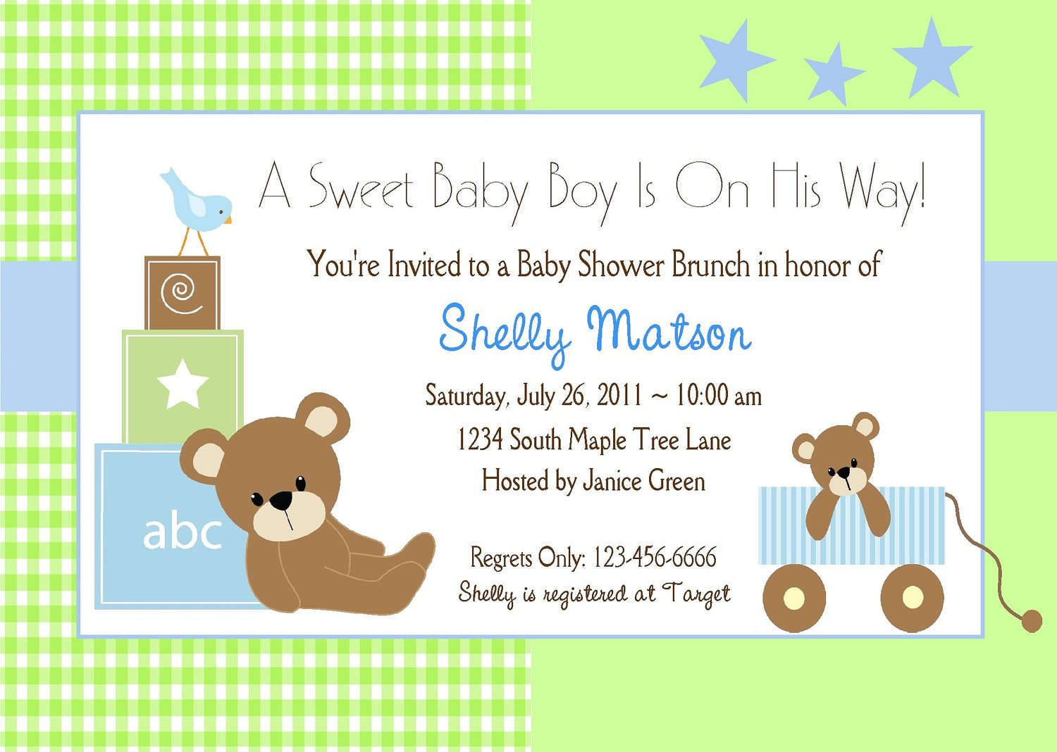 Download Now Free Template It's A Baby Boy Shower Invitations - Free Baby Boy Shower Invitations Printable