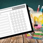 Download Our Free Printable To Do List Templates For Back To School   Free Printable Kids To Do List
