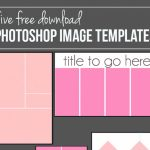 Download Picture Collage Templates Free Download – Free Template   Free Printable Photo Collage Template
