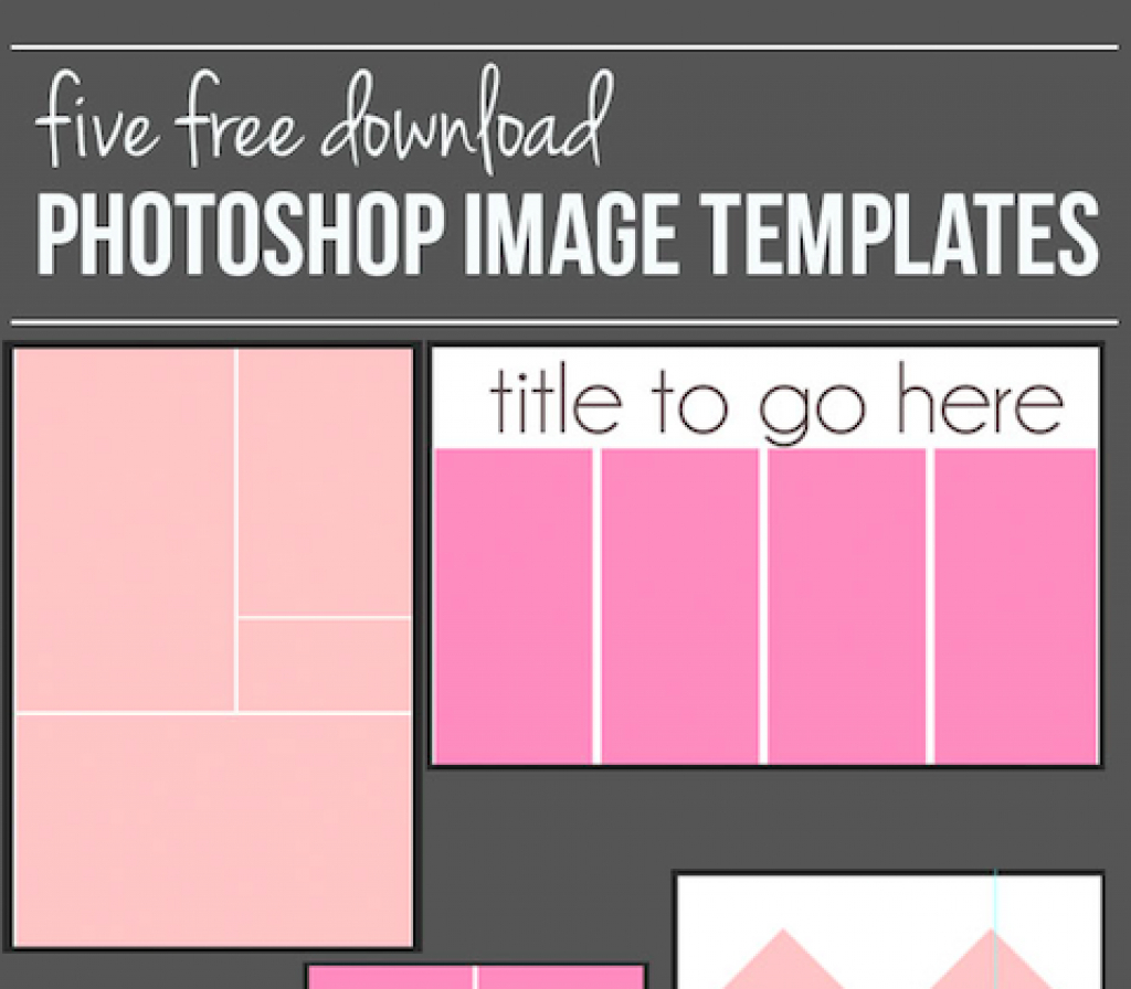 Download Picture Collage Templates Free Download – Free Template - Free Printable Photo Collage Template