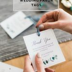 Download These Free Printable Wedding Thank You Tags | Free   Free Printable Wedding Thank You Tags