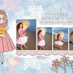 Download This Free Doll Collage Template | Mixed Media, Vol. 2   Free Printable Photo Collage Template