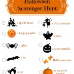 East Coast Mommy: Halloween Scavenger Hunt (With Free Printable)   Free Printable Halloween Scavenger Hunt