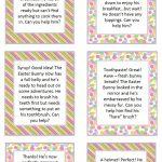 Easter Scavenger Hunt Ideas   Moms & Munchkins   Easter Scavenger Hunt Riddles Free Printable