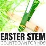 Easter Stem Activities And Experiments Countdown (Free Printable   Free Printable Stem Activities