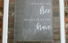 Easy Diy Patriotic Decor & A Free Beautiful Printable – Loving – Free Printable Patriotic Writing Paper
