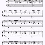 Easy Verson Of Apologizeone Republic   How To Play Piano   Music   Apologize Piano Sheet Music Free Printable