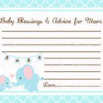 Editable Free Printable Baby Registry Cards To Baby Shower Welcome   Free Printable Baby Registry Cards