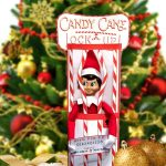 Elf On The Shelf Idea: Candy Cane Jail | This Mama Loves   Elf On The Shelf Free Printable Ideas