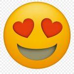 Emoji Faces Printable Free Emoji Printables   Heart Eye Emoji   Free Printable Emoji Faces