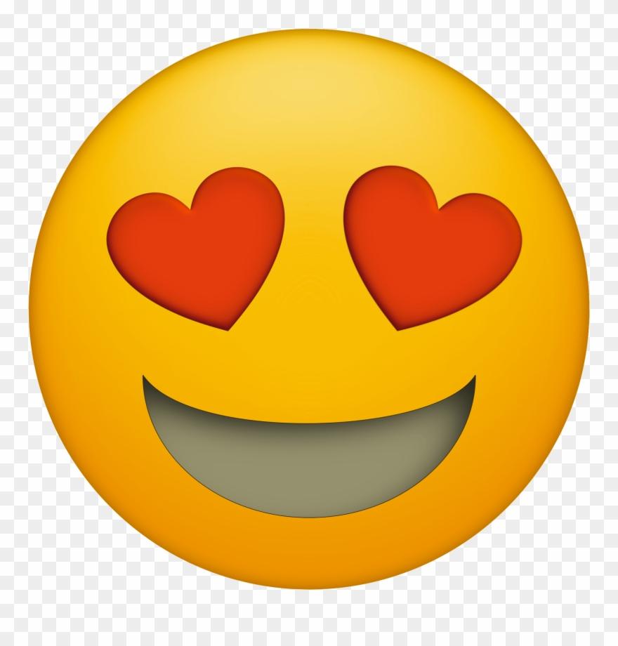 Emoji Faces Printable Free Emoji Printables - Heart Eye Emoji - Free Printable Emoji Faces