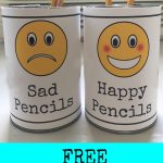 Emoji Pencil Sign Printables  My Students Are Going To Love These   Free Printable Classroom Signs And Labels