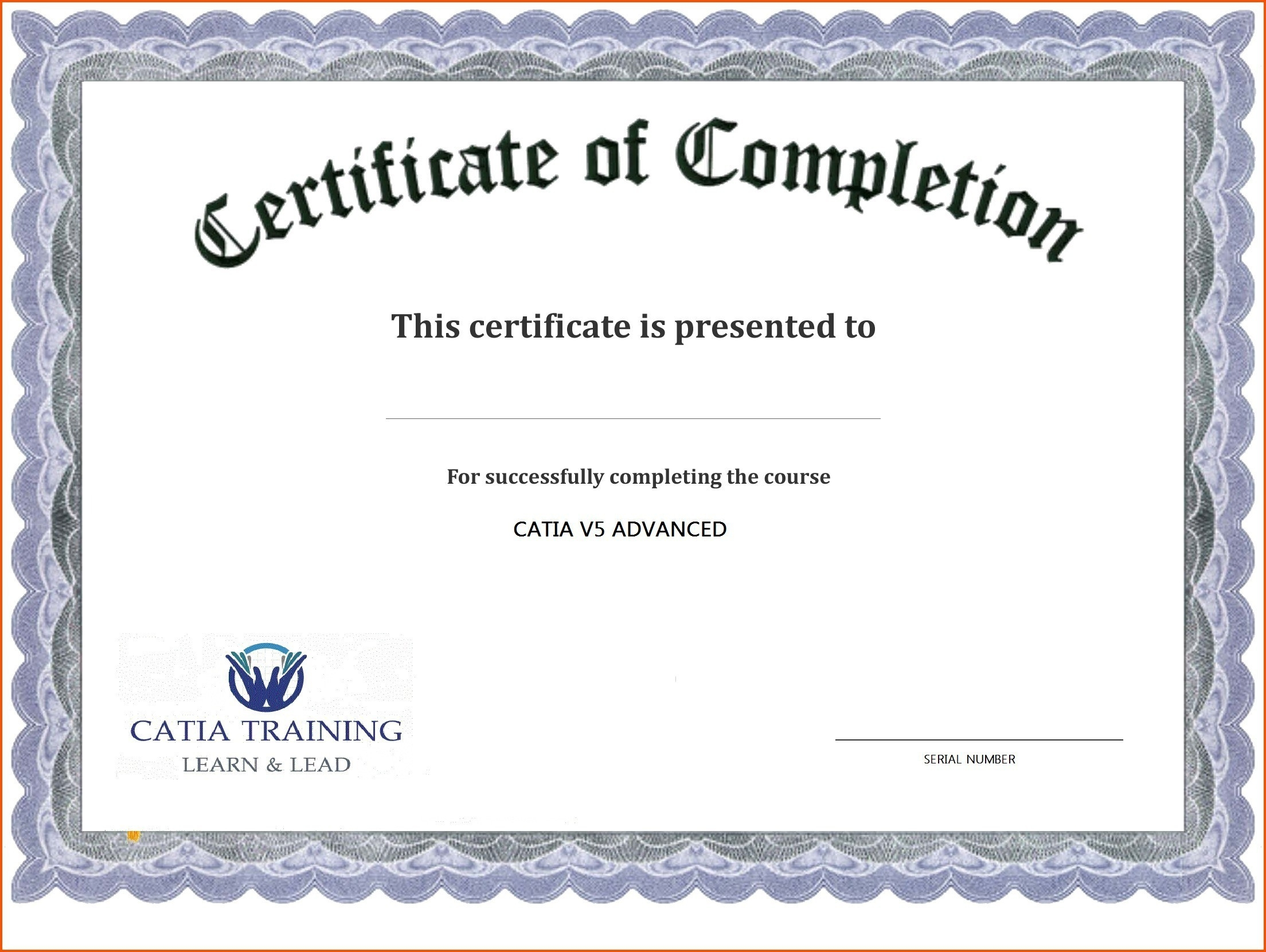 Excellent Free Blank Certificate Templates ~ Ulyssesroom - Free Printable Blank Certificates Of Achievement