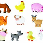 Farm Animals Cut Outs   Kind Of Letters In Free Printable Farm   Free Printable Farm Animal Cutouts