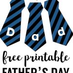 Father's Day Banner Free Printable | Randoms | Decoratie   Happy Father Day Banner Printable Free