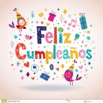 Feliz Cumpleanos   Happy Birthday In Spanish Card   Download From   Free Printable Happy Birthday Cards In Spanish