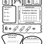 First Grade Back To School Number Of The Day Freebie! All Students   Free Printable Number Of The Day Worksheets