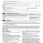 Form W 9   Wikipedia   W9 Form Printable 2017 Free