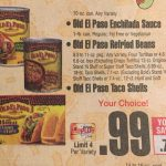 Free And Cheap Old El Paso Products Starting 1/21/18   Free Printable Old El Paso Coupons
