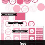 Free Baby Shower Printables   Shower That Baby   Free Printable Baby Shower Favor Tags