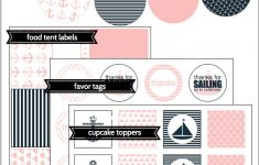 Free Printable Baby Shower Label Templates