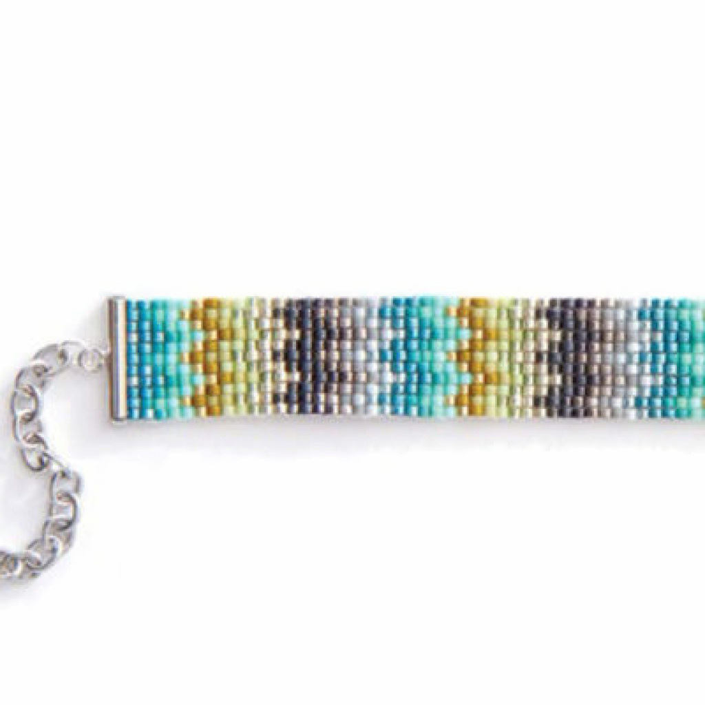 Free Beading Patterns You Have To Try | Interweave Within Free - Free Printable Loom Bracelet Patterns