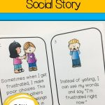 Free Behavior Social Story | Language Games Galore | Pinterest   Free Printable Social Stories