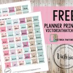 Free Bible Tabs Printables. Victoria Thatcher | Home Management   Free Printable Books Of The Bible Tabs