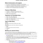 Free Bible Worksheets For Adults | Poweredtumblr . Minimal Theme   Free Printable Bible Study Worksheets For Adults