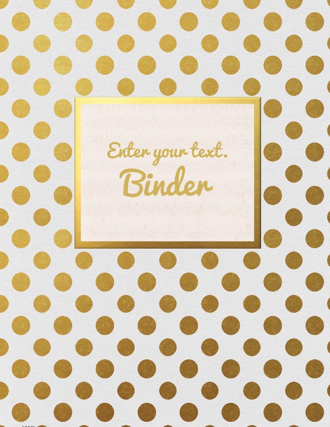 Free Binder Cover Templates   Art And Design   Pinterest   Binder - Free Printable Customizable Binder Covers