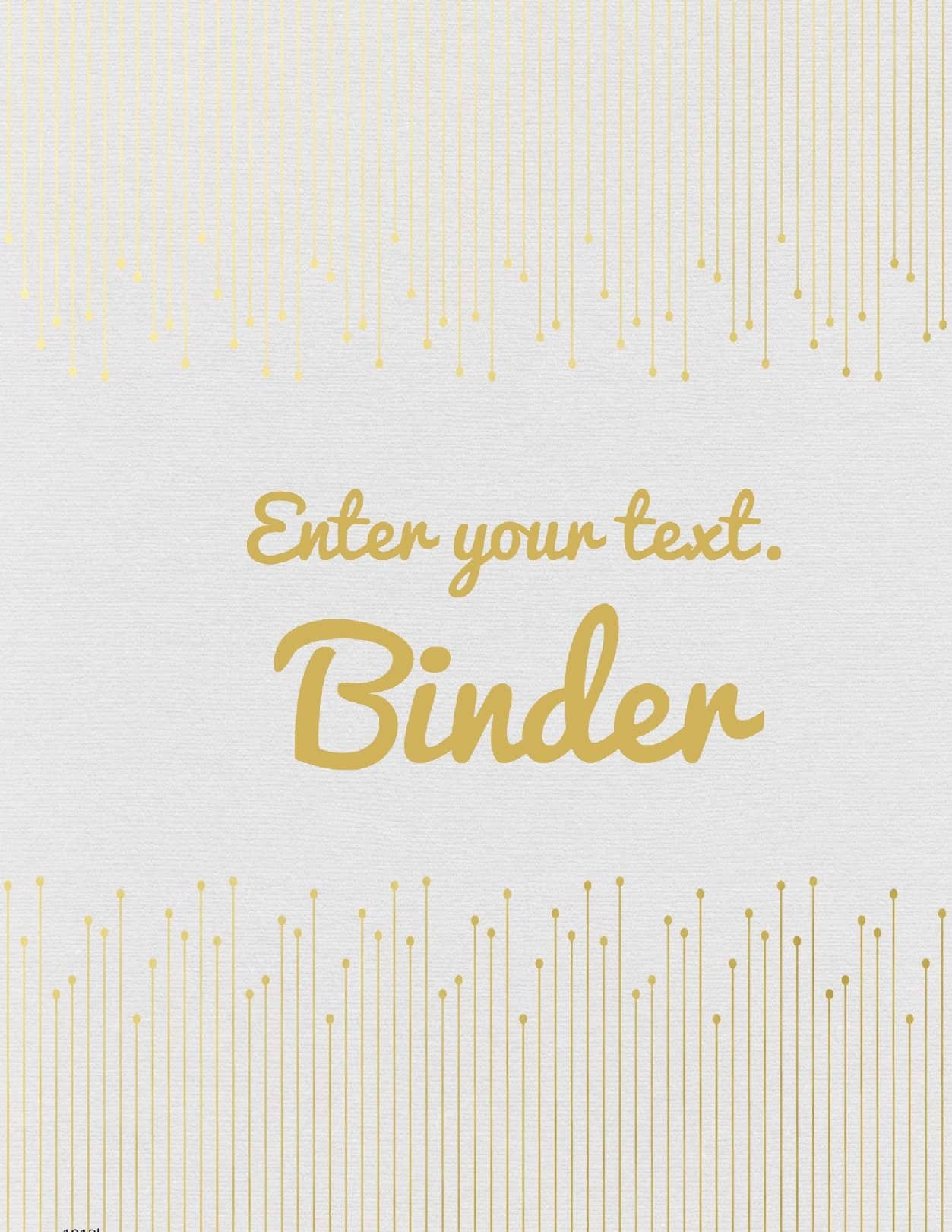 Free Binder Cover Templates   Customize Online & Print At Home   Free! - Free Printable Customizable Binder Covers